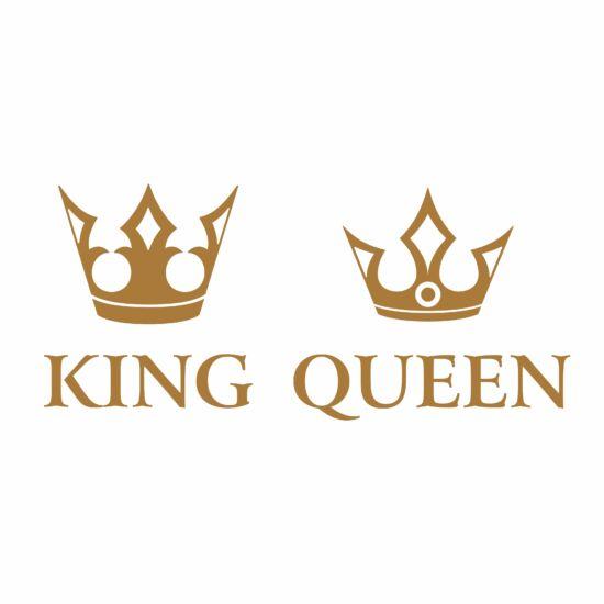 KING - QUEEN