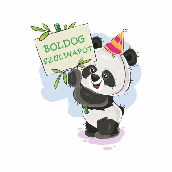 Szülinapi Panda